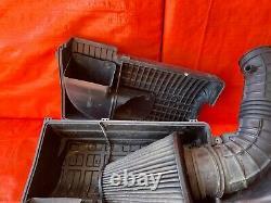 00-05 Honda S2000 Ap1 & Ap2 Factory Air Intake Set Up Arm Box Filter Top Faded
