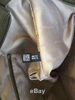 100% Michael Kors Jet Set Travel Top Zip Tote -Olive Boxed