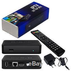 10 x MAG 250 IPTV SET TOP Original Streamer Multimedia player Internet TV Box