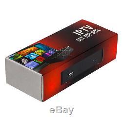 10 x MAG 254 IPTV SET TOP BOX Infomir Receiver Multimedia player Internet TV USB