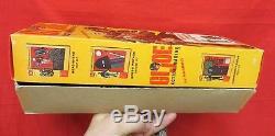 1964 Vintage Gi Joe Joezeta Action Marine Set In Fold Top Box Complete Original