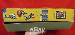 1964 Vintage Gi Joe Joezeta Fold Top Variation Boxed Action Pilot Set
