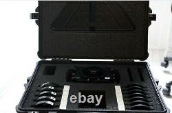 1. Arri Matte Box MMB-2 LWS Set Top Chop & Side Flags Including Flight Case