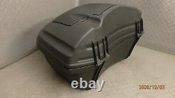 2007 TRIUMPH Sprint ST1050, ST 1050 complete set of panniers and top box wit key