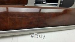 2008 Vw Touareg Complete Dashboard Interior Wood Trim Set Ashtray