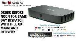 2TB Freesat UHD-4X Smart 4K Ultra HD Recordable Satellite Receiver Set Top Box