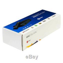 2 x MAG 322 W1 SET TOP BOX Multimedia player Internet TV IP Konsole USB HDTV
