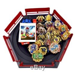 39 Style Tops Beyblades Metal Set Box Top Burst Bey Blade Launcher Beyblade Toys