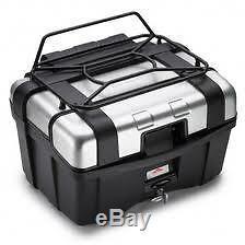 3 x GIVI TREKKER MONOKEY TOP BOX/ PANNIER 2 xTRK33N, 1 xTRK46N key matched set