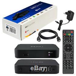 3 x MAG 322 W1 SET TOP BOX Multimedia player Internet TV IP Konsole USB HDTV