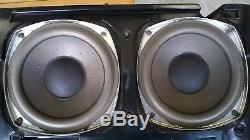 95-01 Bmw E38 7 Series Subwooferbox Speakers Set Rear Parcel Shelf 65138372077