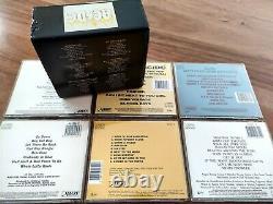 AC/DC AUSTRALIEN BOX SETVolume 1First 6 AUSTRALIAN CD'sTOP Erhaltung
