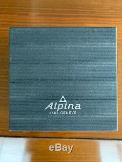 Alpina AlpinerX, Schweizer Uhr, Bluetooth, TOP-Zustand, Full Box Set
