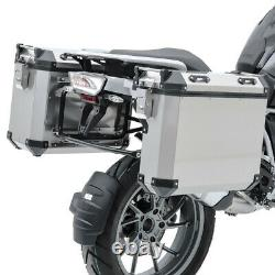 Alu Koffer für Honda Africa Twin Adventure Sports 1100 2020 + Kofferträger ADX70