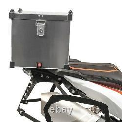Alu Pannier Set Namib 35l-40l Top Box 38L with mounting kit for luggage racks
