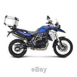 Alu-Top Box Set Givi Honda CB 500 X 13-16 OBK58A Monokey silver