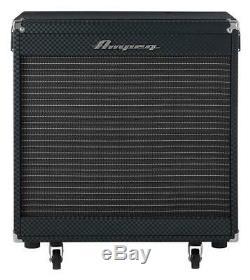 Ampeg PF-500 PF-115HE Set Bass Stack Topteil 1x 15 Box 500 Watt Kabel Portaflex
