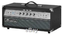 Ampeg V-4B SVT-212AV Set Bass Stack Topteil 2x 12 Box 100 Watt Vollröhre Kabel