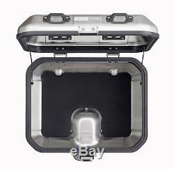 BENELLI TRK502 X 2018 TOP BOX complete set GIVI DLM30A Case + E251 RACK PLATE