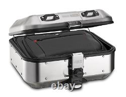 BENELLI TRK502 X 2019 TOP BOX SET GIVI TREKKER DOLOMITI 30L Case + RACK PLATE
