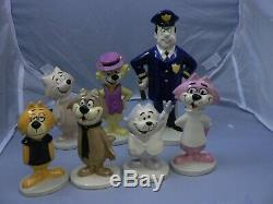 BESWICK TOP CAT AND FRIENDS. (full set Boxed)