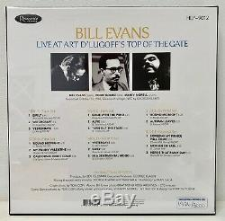 BILL EVANS Live At Top Of The Gate 3x45RPM LP BOX SET SEALED MINT 1ST PRESSING
