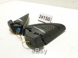 BMW F22 F23 F21 Tür Blende Lautsprecher Hochton links rechts 7269361 7269362