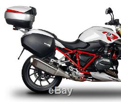 BMW R1200RS 15 Complete SHAD Luggage Set Inc. Top Box, Panniers & Fitting Kits