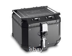 BMW S 1000 XR 2021 TOP BOX SET GIVI OBKN42B CASE topbox + SRA5138 RACK PLATE