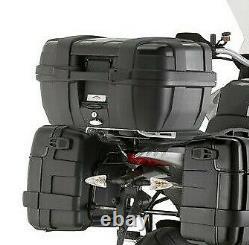 BMW S 1000 XR 2021 TOP BOX SET GIVI TRK52B TREKKER 52 case + SRA5138 RACK PLATE