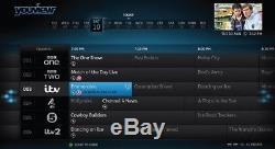 BT Youview+ Set Top Box With Twin HD Freeview And 7 Day Catch Up TV, No