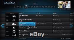 BT Youview+ Set Top Box with Twin HD Freeview and 7 Day Catch Up TV No Subscr