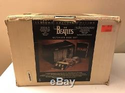 Beatles Limited Special Edition Ultimate Box Set 15 Disc Roll Top! 2000 Capitol