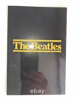 Beatles Wooden Roll Top Box Set with16 CD's 1988 Very Rare Great Condition