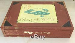 Blufans Disney Pixar UP Adventure Book Collector's Boxset Top Zustand