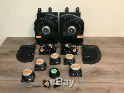 Bmw Oem E65 E66 Alpina B7 750 760 Logic 7 Speaker Subwoofer Audio Set 2006-2008