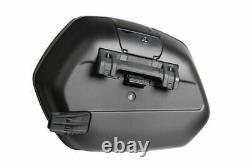 Bmw R1200r & Rs 2015 2019 Shad Full Luggage Panniers Sh36 & Top Box Set Sh58x