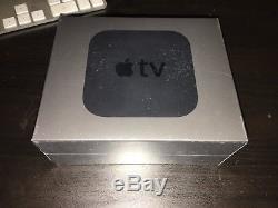 Bnib Apple Tv 4th Generation 32gb Streamer Set Top Box A1625 (mgy52b/a) New Gen