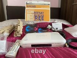Boxed FREESAT HUMAX 1TB HD Recording Set Top Box 1010S Same Spec as HB-1100S