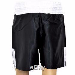 Boxing Vest and Shorts Uniform Kick GYM Fight Training Kit Top Bottom Set MMA