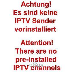 Decodificador HD IPTV MAG254 HDMI cable, Internet TV set top box Multimedia USB