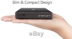 Dreamlink T2 Hybdrid IPTV SET-TOP-BOX Quadcore Android 7 + PVR recording WIFI 4K