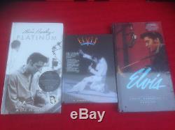 Elvis Presley TOP Sammlung Collection 45 cds 8 box sets Japan USA NOT FTD Rare