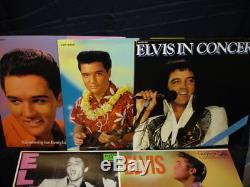Elvis Top Album Collection Volume 1 5-album Box Set Item #14