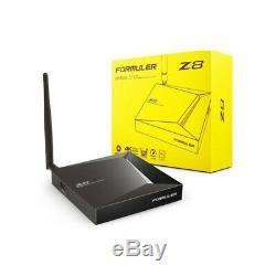 FORMULER Z8 IPTV 4K Set-Top Box Android 8 Oreo RAM 2Go/16Go FLASH WiFi (VIERGE)