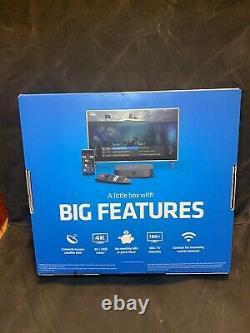 FREESAT UHD-X Smart 4K Ultra HD Set Top Box New Sealed