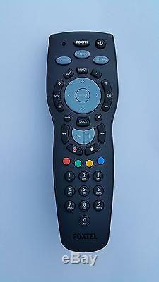 Foxtel Remote Control Standard Iq3 Hd Set Top Box Original