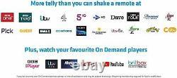 Freesat UHD-4X 2TB Smart 4K Ultra HD Satellite Receiver Set Top Box Recordable