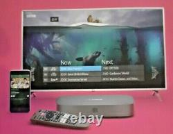 Freesat UHD-4X 500GB 4K Ultra HD Recordable Satellite Receiver Set Top Box