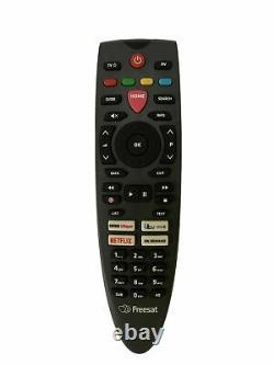 Freesat UHD-X Smart 4K Ultra HD Digital Satellite TV Set Top Box NEW